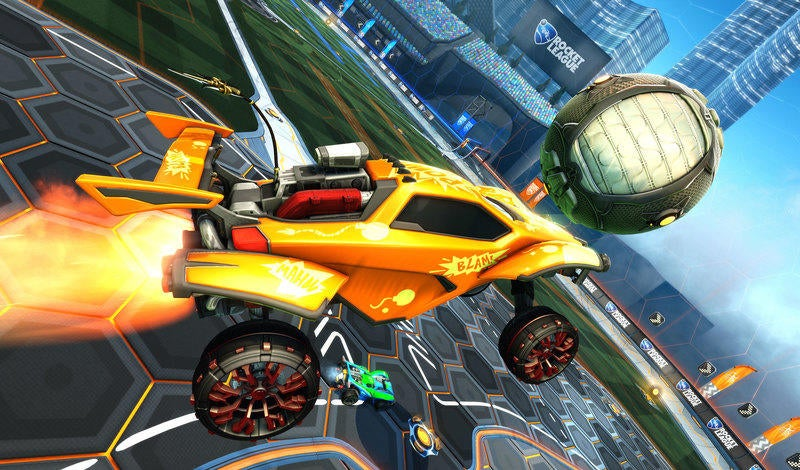 Rocket League Patch Notes v1.82 article image