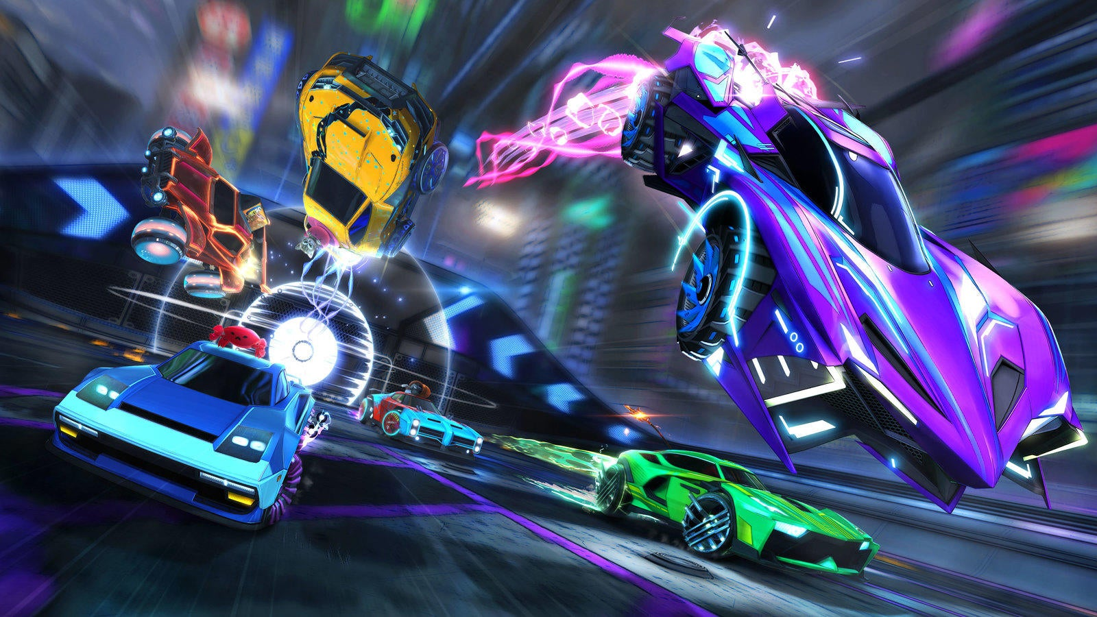 Play Rocket League Rocket League Official Site