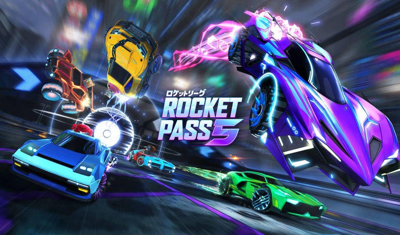 Rocket Pass 5: Your Journey Begins December 4 article image