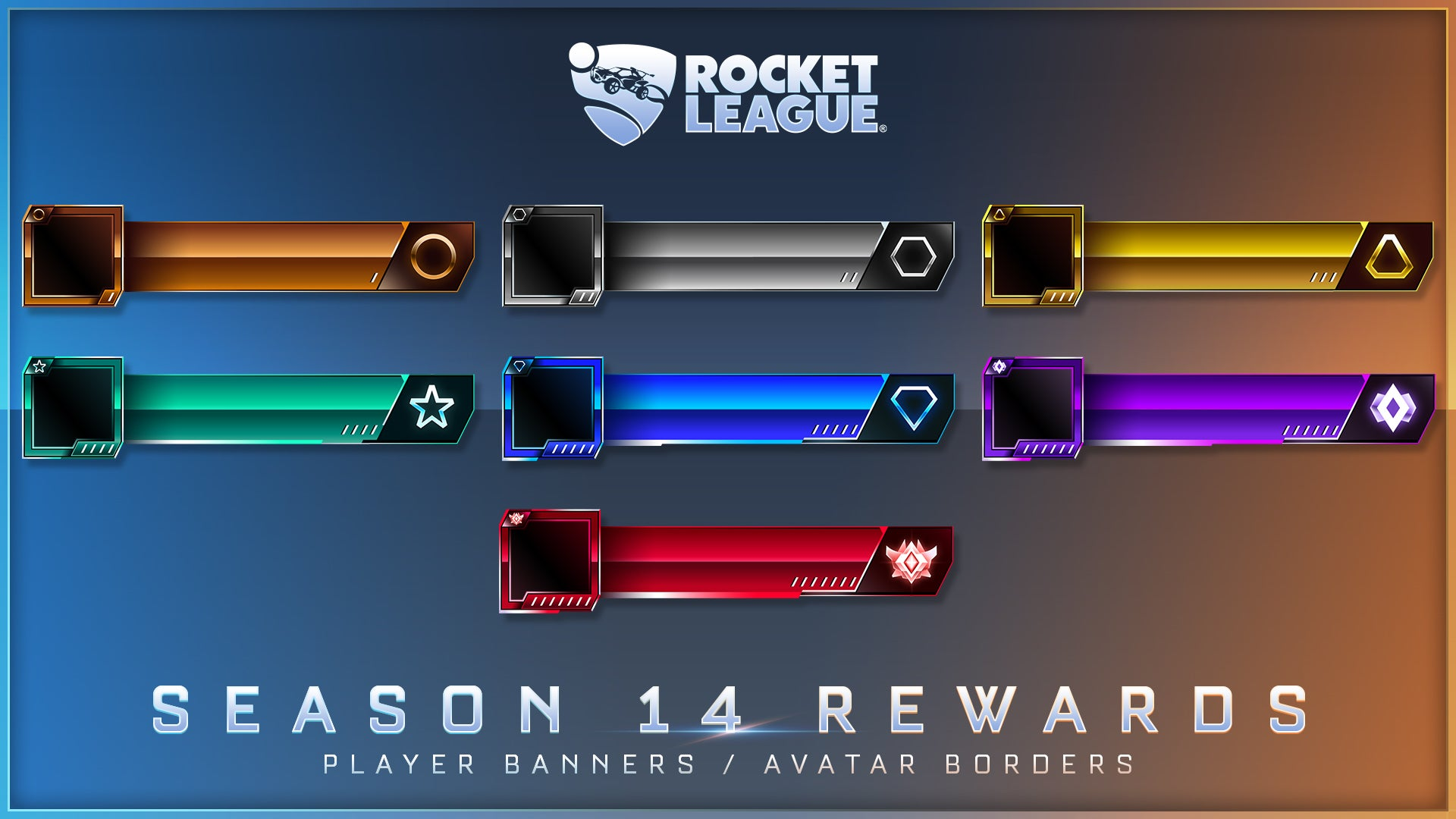 Season 14 Rewards