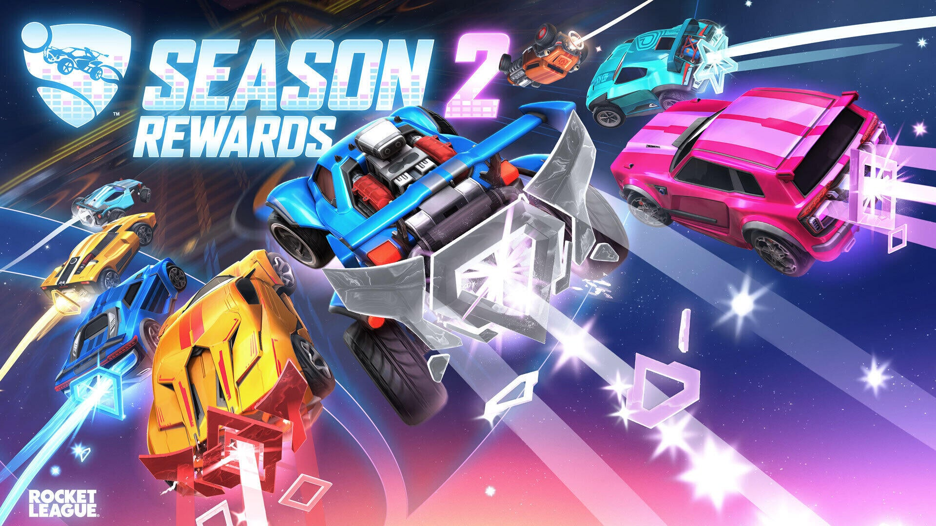 Season 2 Extended + Competitive Rewards Image