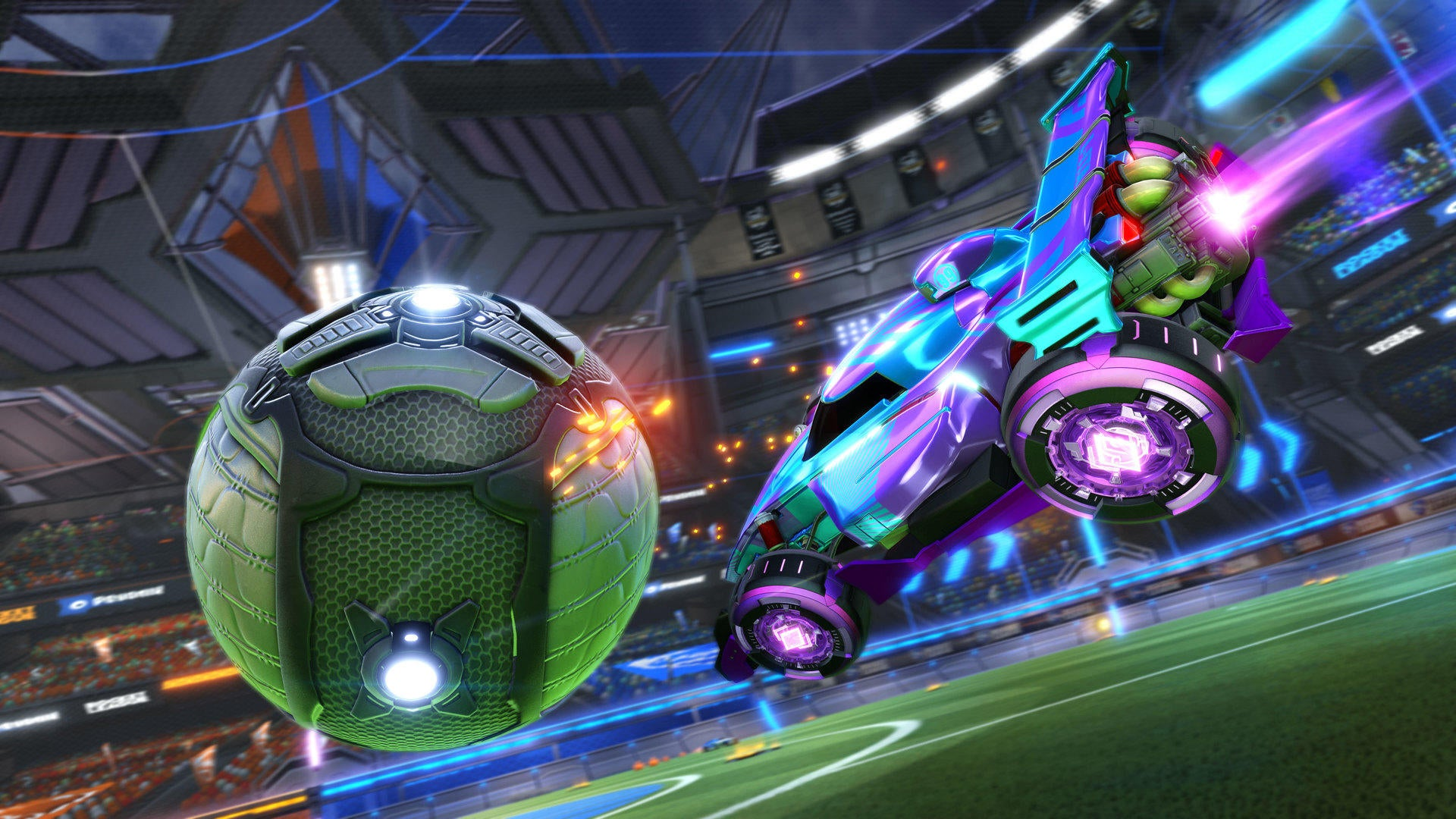 Competitive Season 7 and Season 6 Rewards | Rocket League
