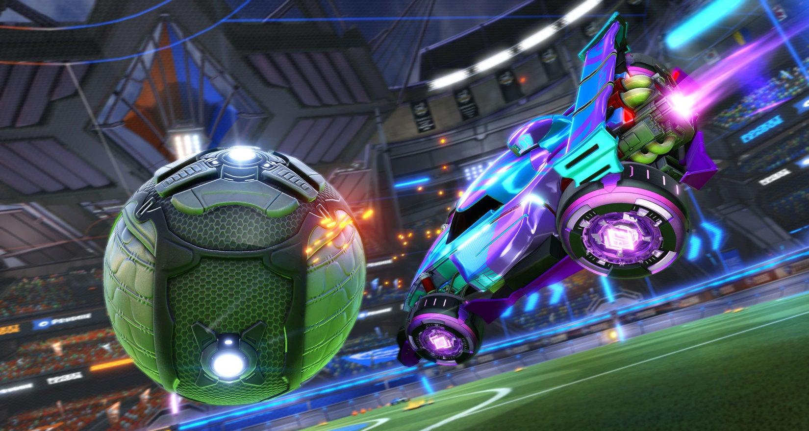 Welcome | Rocket League® - Official Site