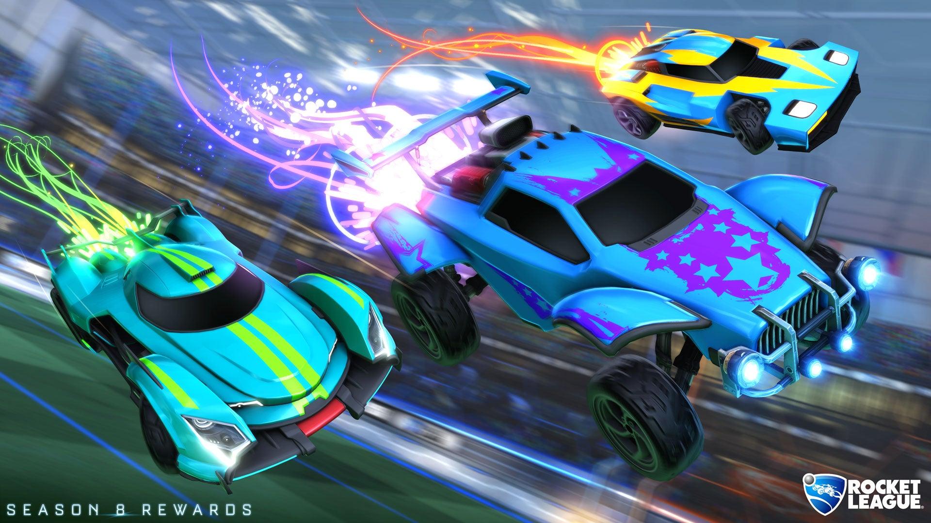 competitive season 8 rewards and season 9 details rocket league