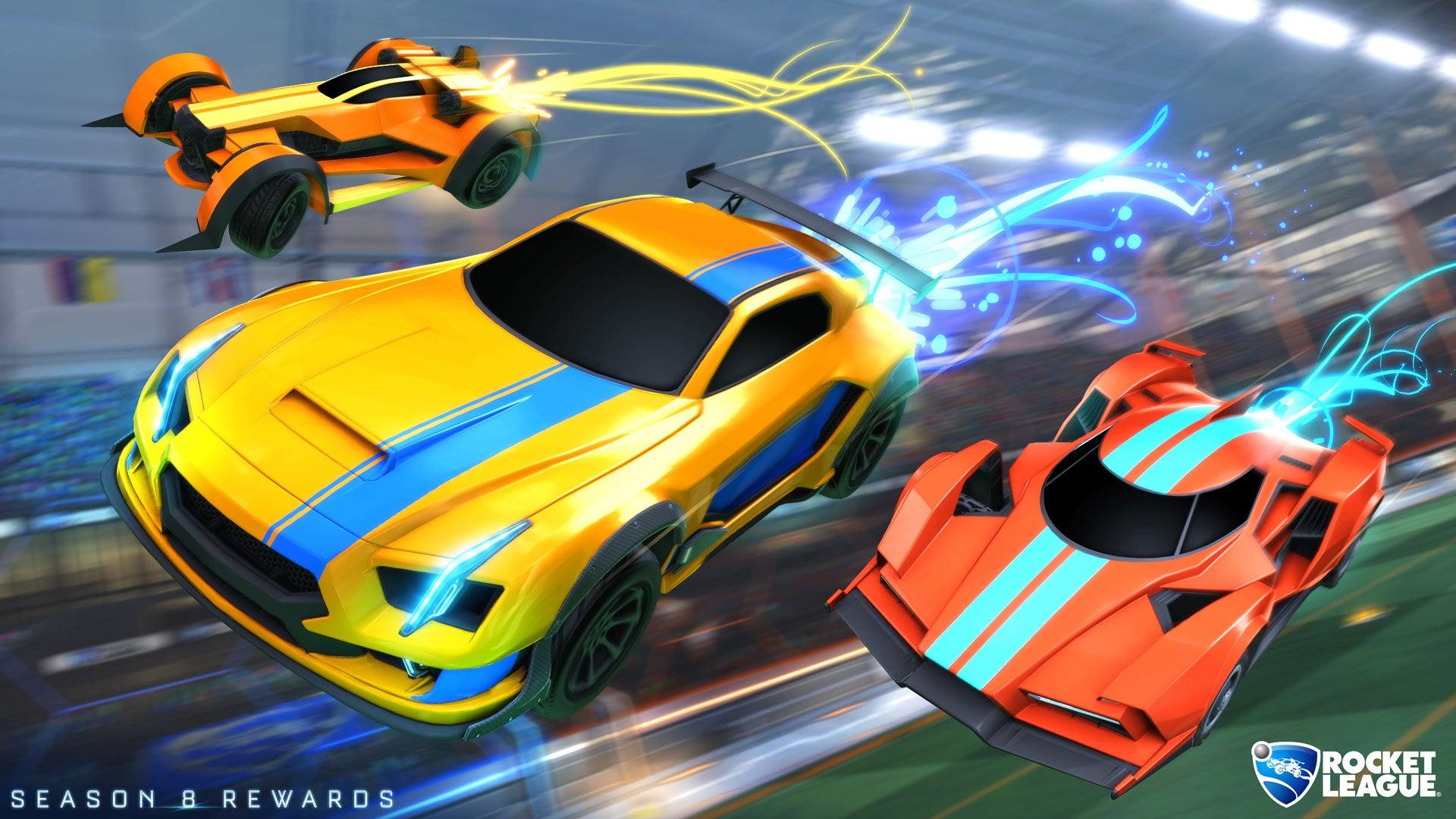 Competitive Season 8 Rewards and Season 9 Details | Rocket