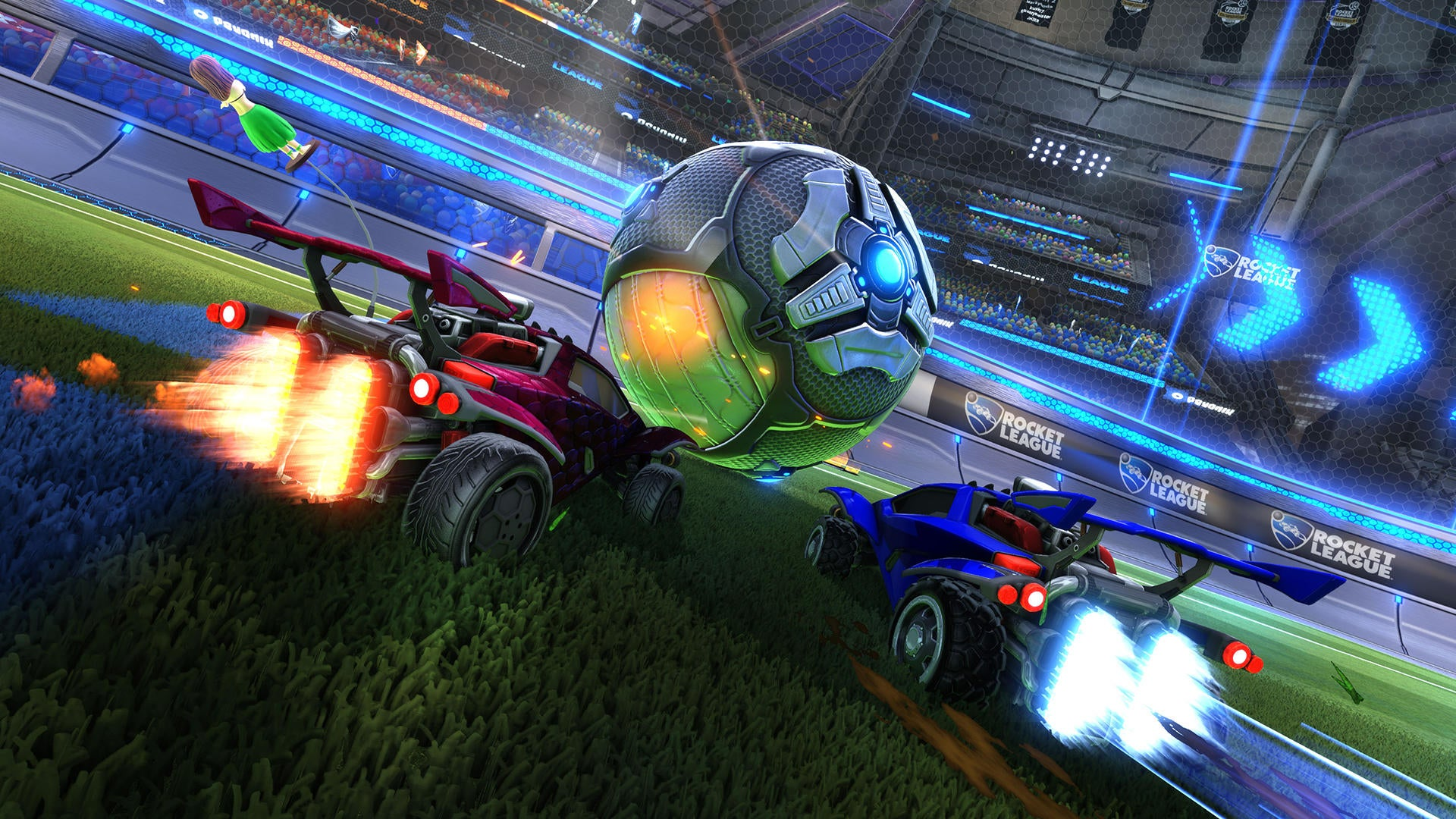 The RLCS Season 4 Shake-Up Image