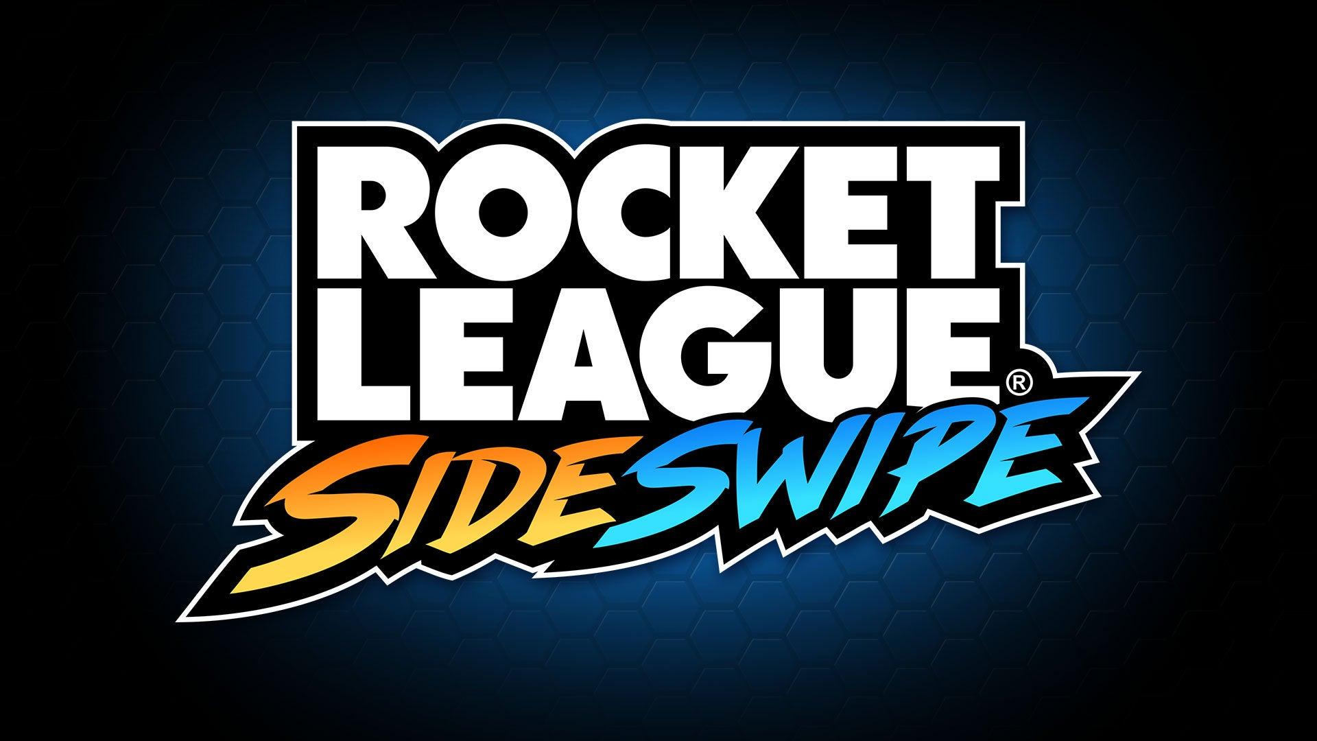 Rocket League Sideswipe Logo