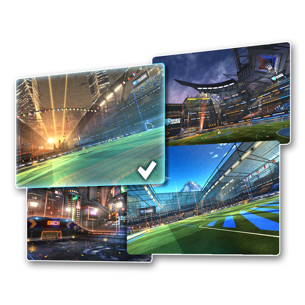 Gaming Info Sites: Rocket League® - Official Site