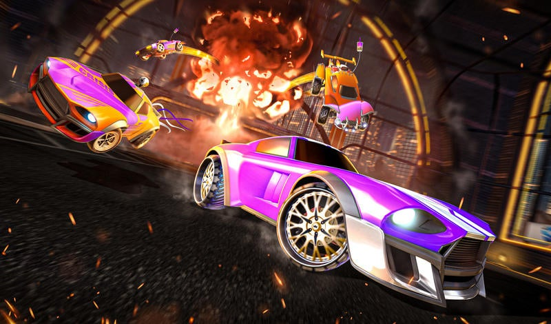 Twitch Prime In-Game Content Comes To Rocket League article image