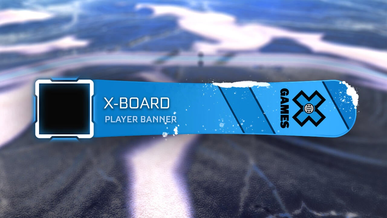 X-Board Player Banner
