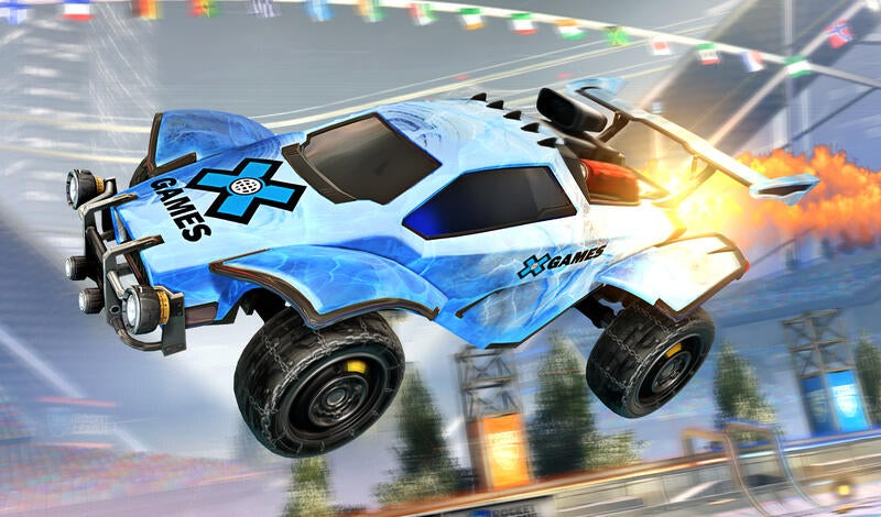 Rocket League Is Teaming Up With X Games article image