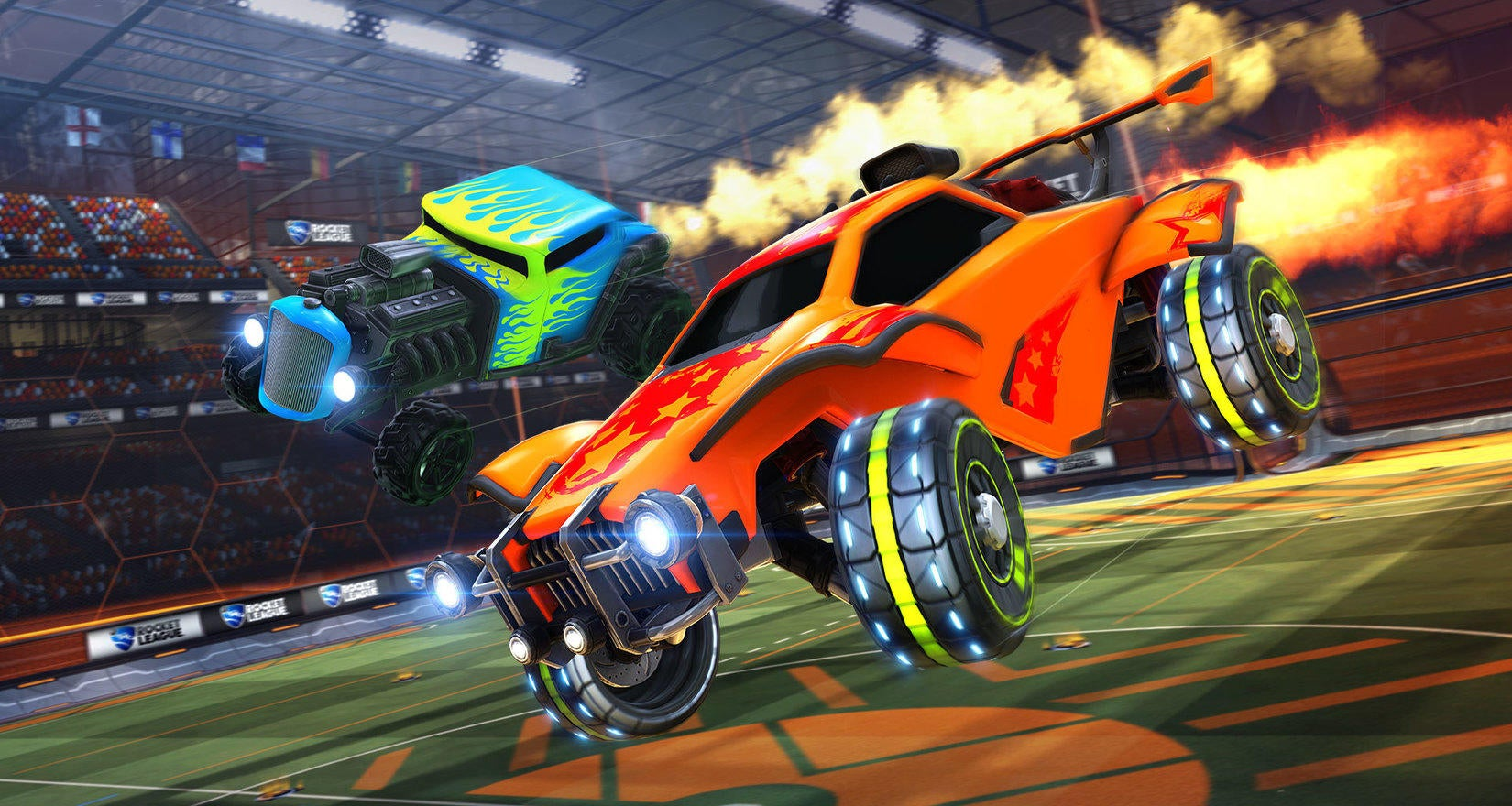 More Rocket League Toys Arrive in March Image