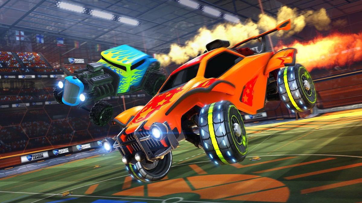 More Rocket League Toys Arrive In March Rocket League