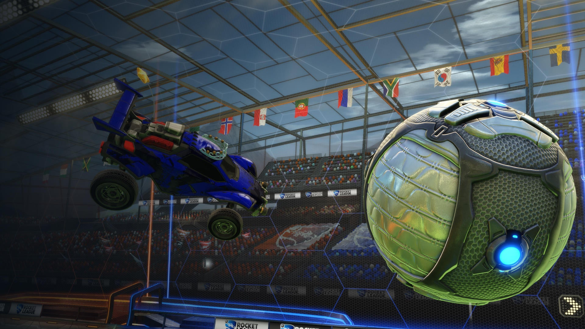 RLCS Season 1: Group Stages Image