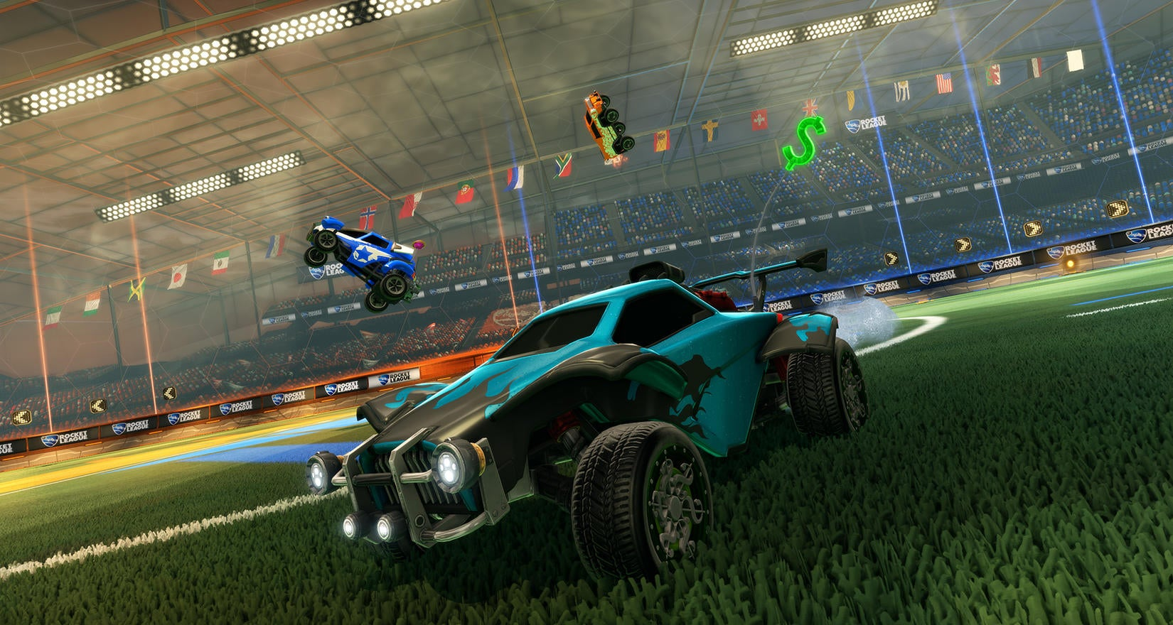 The Rocket League Championship Series is Back Image