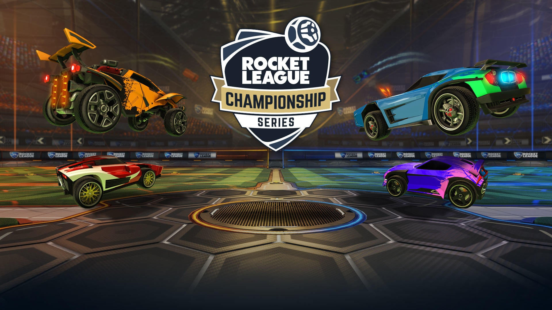 Introducing the Rocket League Championship Series Image