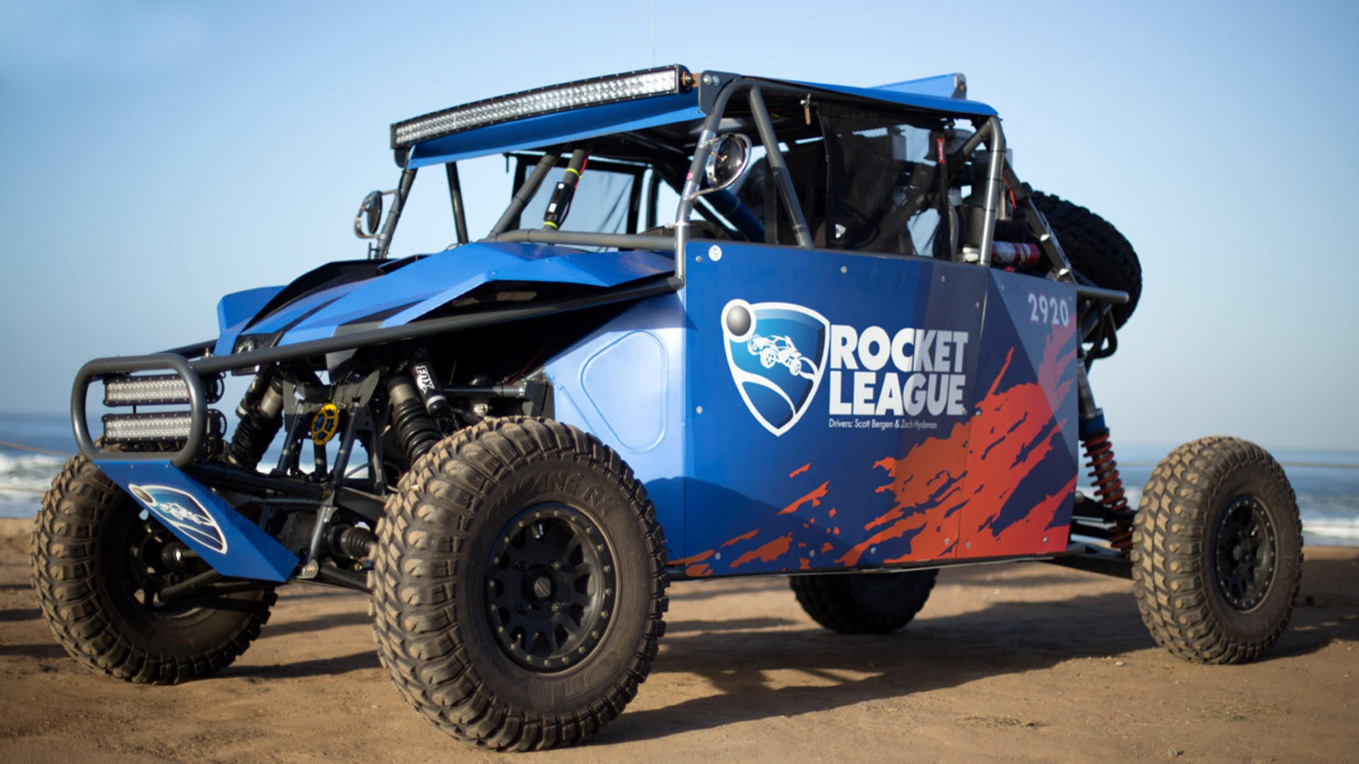 Team Rocket League <br> Takes On The Baja 1000 Image