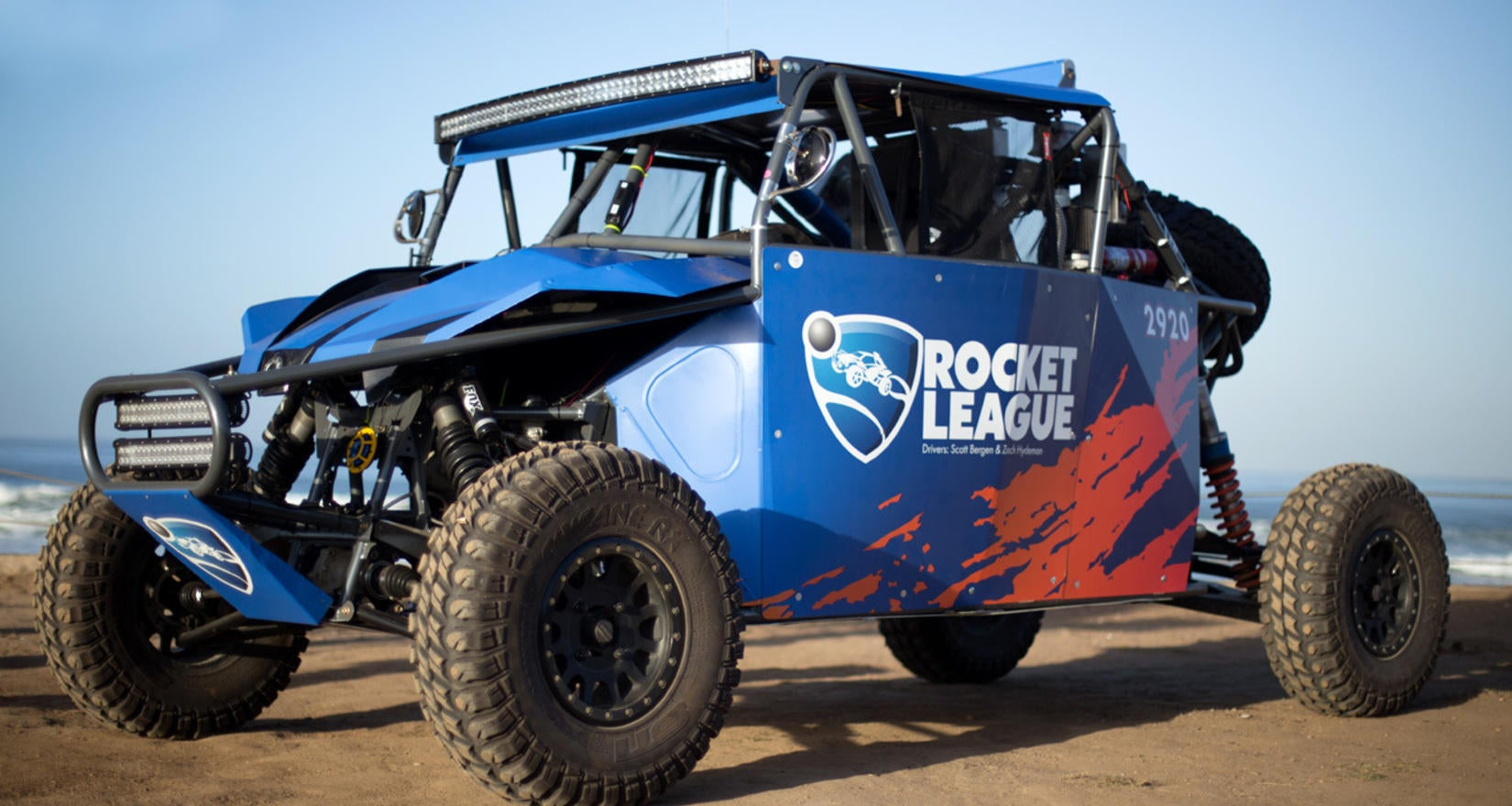 Team Rocket League <br> Takes On The Baja 1000 Image