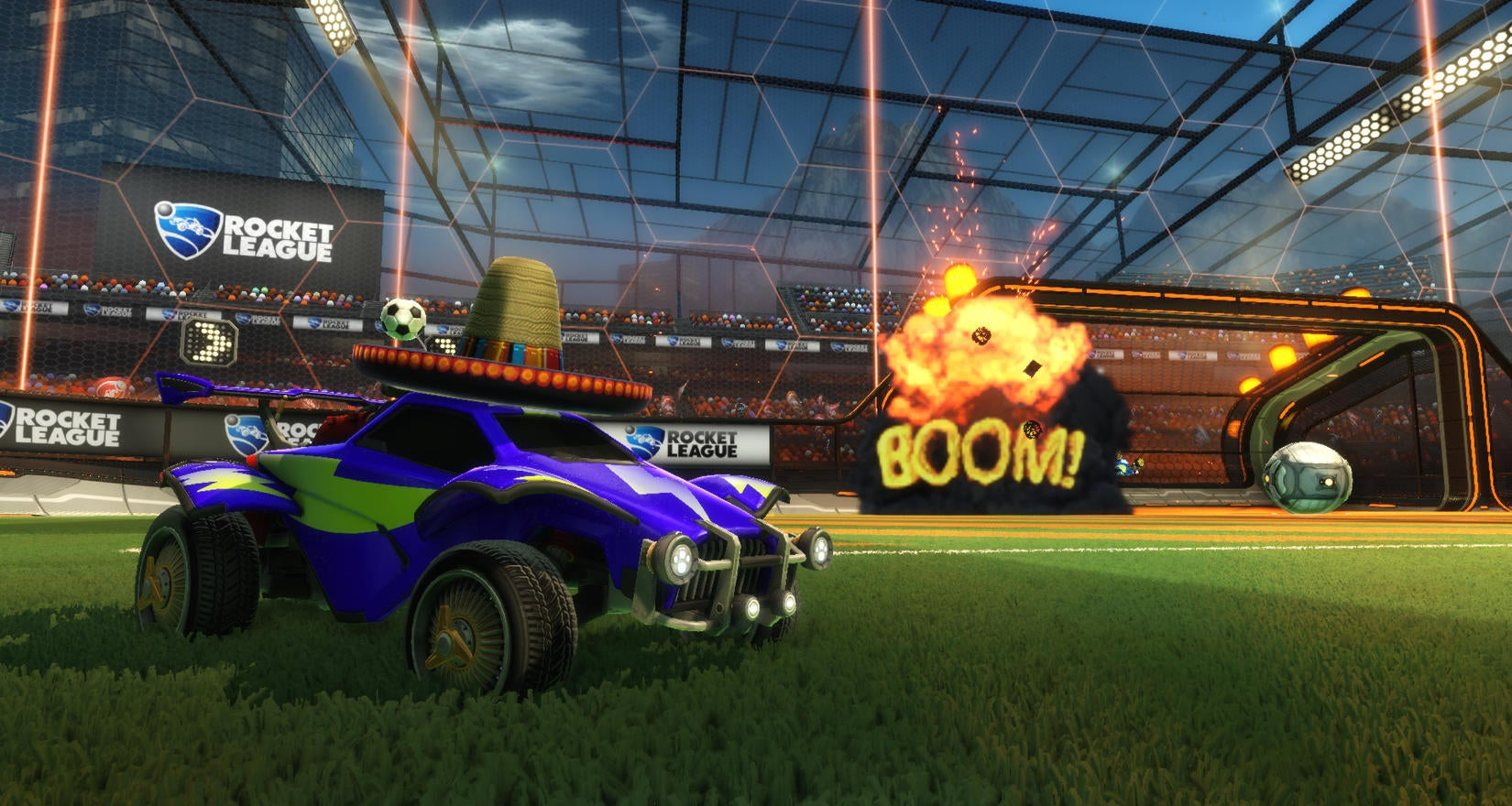 Rocket League Coming to Retail Later This Year Image