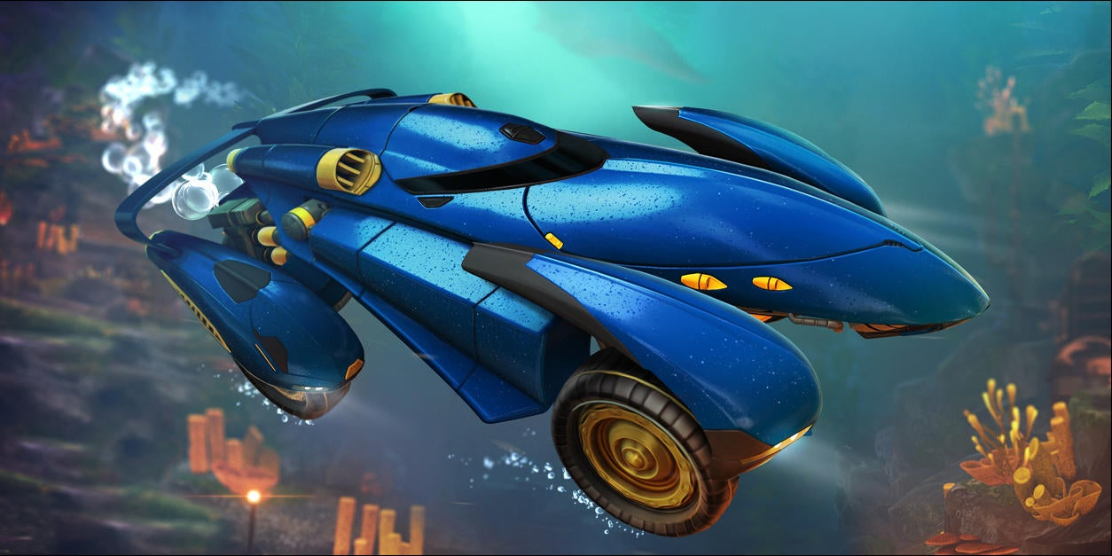Triton Car