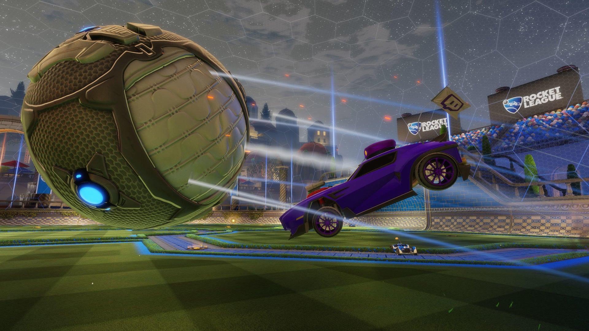 Rocket League at TwitchCon 2016 Image