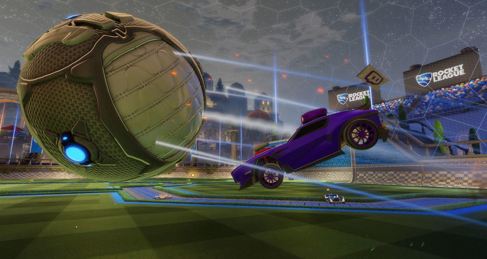 Rocket League at TwitchCon 2016 Image