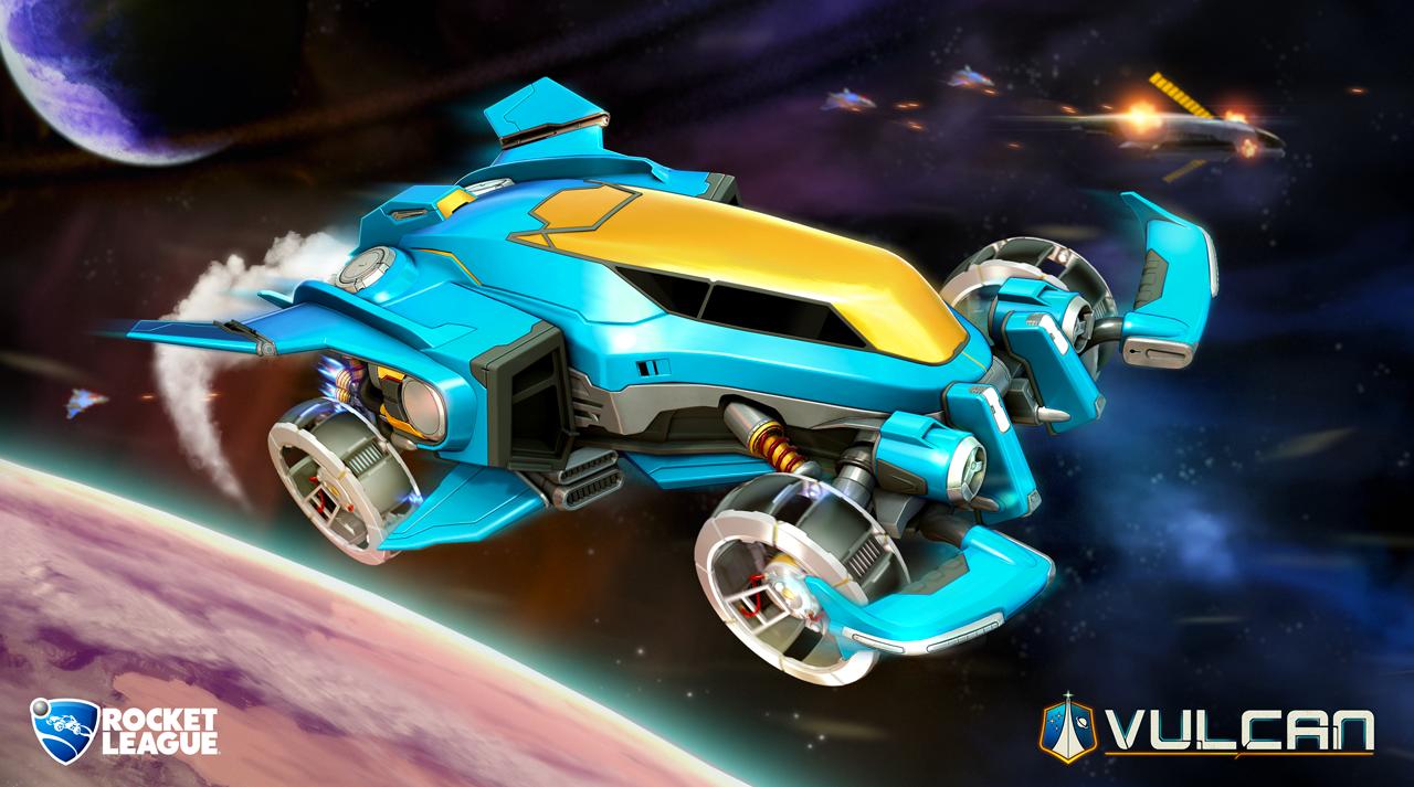 VULCAN BATTLE-CAR image